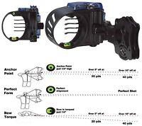 Iq Bowsight - .019 4 Pin Rh Fits All Bowtech Archery & Diamond Archery Bows