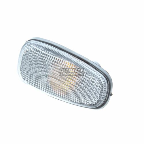 Vauxhall Astra G Mk4 Coupe 7//2000-8//2004 Non-LED Clear Side Repeater Light
