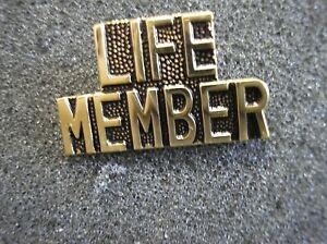 VETERANS-ORGANIZATION-PIN-LIFE-MEMBER