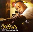 Live From The Kitchen 0886975586929 by Yo Gotti CD