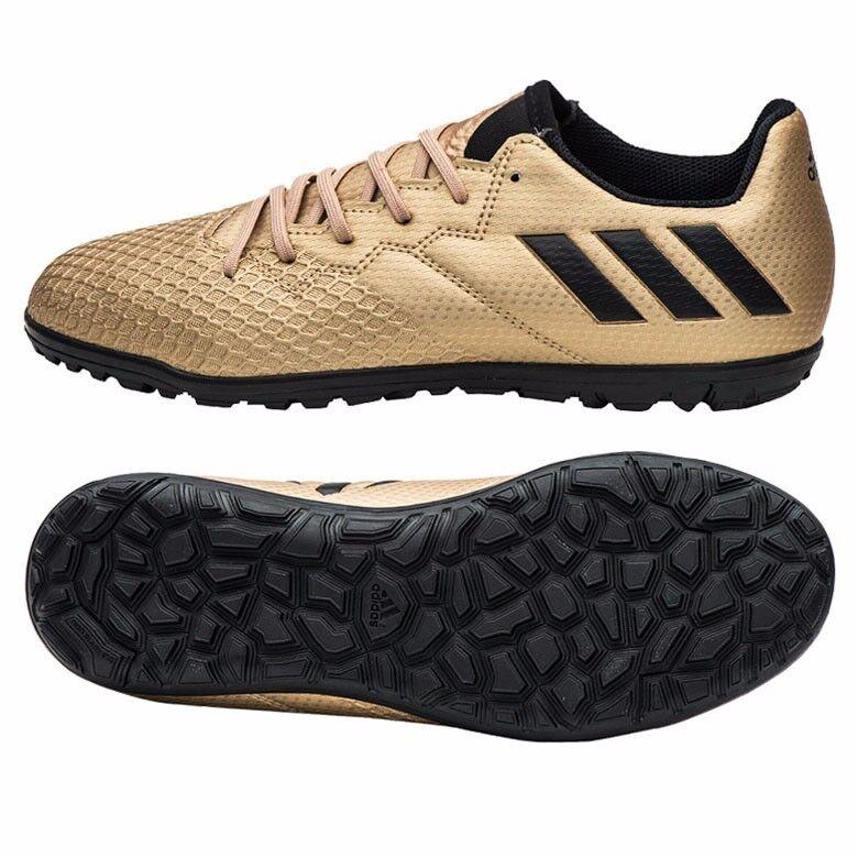 Nuove Nuove Nuove adidas uomini le scarpe di territorio il calcio calcio messi 16,3 tf boot scarpa sz 9 / 11 0d78ab
