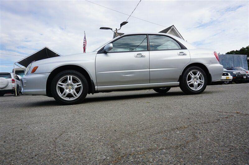 2002 Impreza 2.5 RS