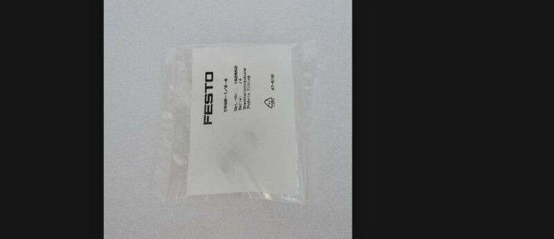 Fst  New  FESTO  CRQS-18-6   gas  fitting  free shipping