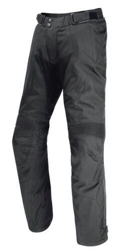 IXS NIMA Evo Pantaloni Moto Pantaloni Tessile Impermeabile Nero M L XL XXL 3xl