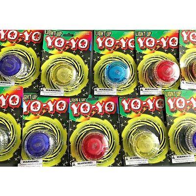 Mystery Light-Up YoYo - What Color Will You Get? Yo-Yo!