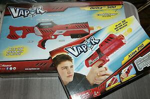 VAPOR-STAIN-FREE-GEL-AMMO-TOY-GUNS-ATLAS-250-INCL-GEL-AMMO-NEW-OR-EXTRA-AMMO