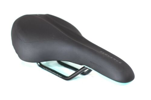 Vélo Selle Memory Foam Sequence Cube Road Unisexe Noir Turquoise
