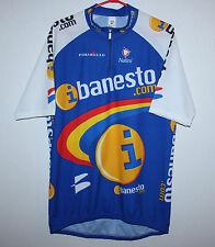 iBanesto com Spain cycling team jersey Nalini Size XXXL