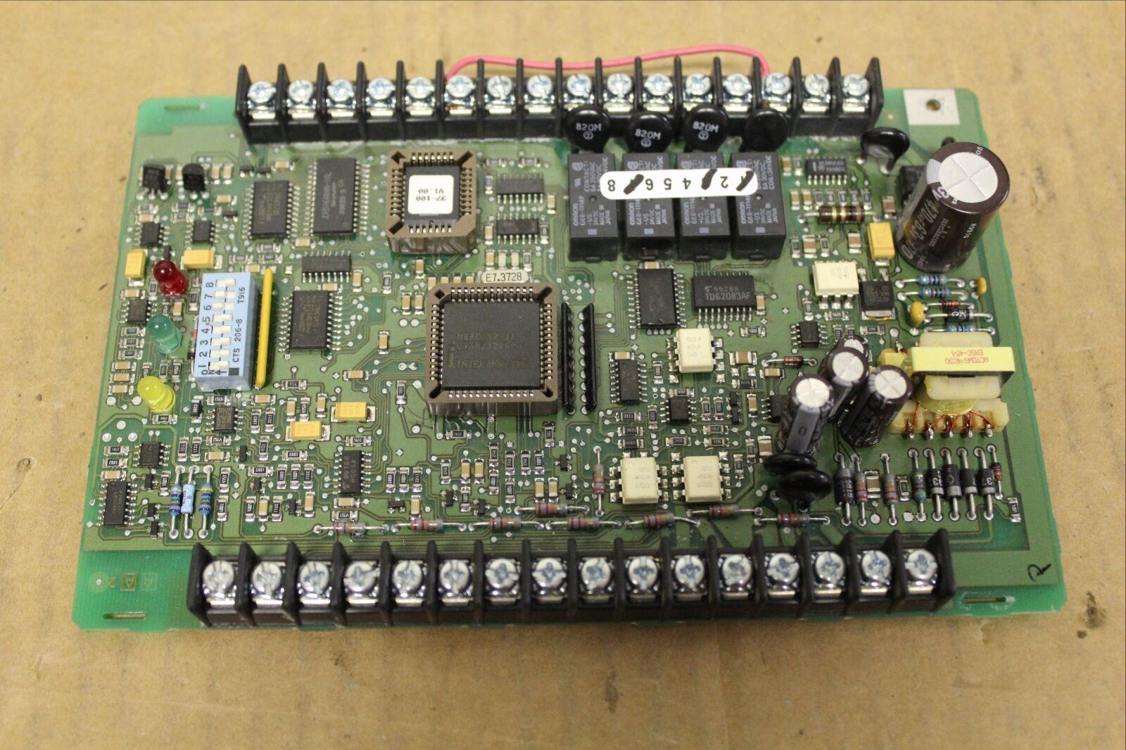 BARBER COLMAN CONTROL CIRCUIT BOARD MZ2A-114 MZ2A-114-32