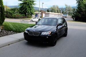 2011 BMW X3 AWD 4dr 35i