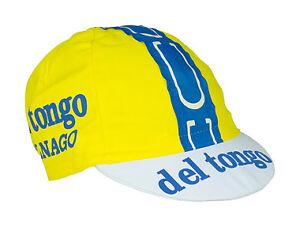 NEW Colnago Del Tongo Team Classic Italian Cycling Cap