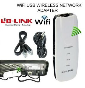 WIFI-USB-Wireless-NETWORK-ADAPTER-for-XBOX-360-LIVE-PS3-UK-STOCK