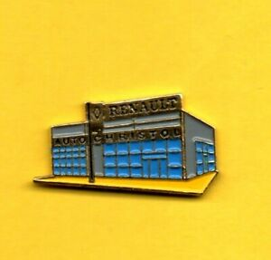 Pin-039-s-Pins-lapel-pin-Car-Garage-Concessionnaire-RENAULT-Auto-CHRISTOL