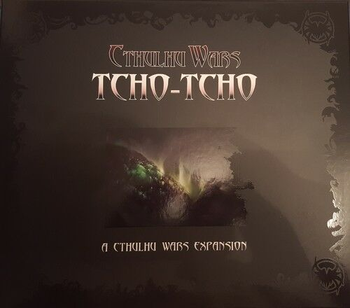 Cthulhu Wars Wars Wars Game - Tcho-tcho Faction Expansion 0904c4