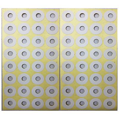 Lochverstärker Lochverstärkungsringe Lochrandverstärker weiß 320 Stück