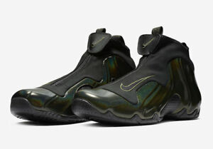 b5386e41087 Nike Air Flightposite   AO9378 300 Legion Green 2018 Men SZ 7.5 - 13 ...