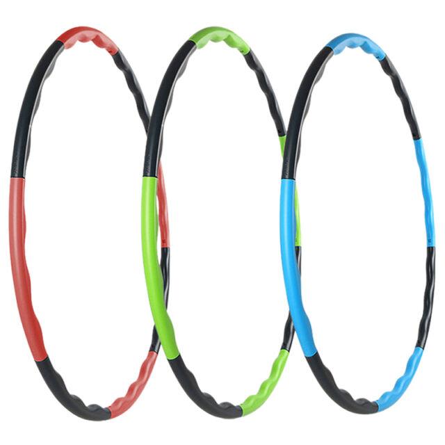 55CM 1pcs Colourful Kid Hula Hoop Child Sports Aerobics Fitness-Gymnastic.AU