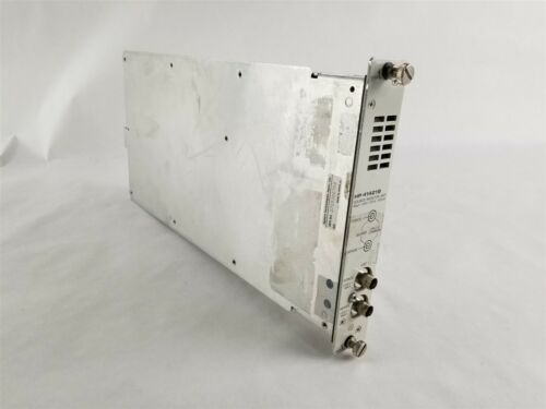 20fA-100mA Hewlett Packard HP 41421B Source Monitor Modue Card Unit 40µV-100V
