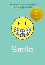 Smile by Telgemeier, Raina