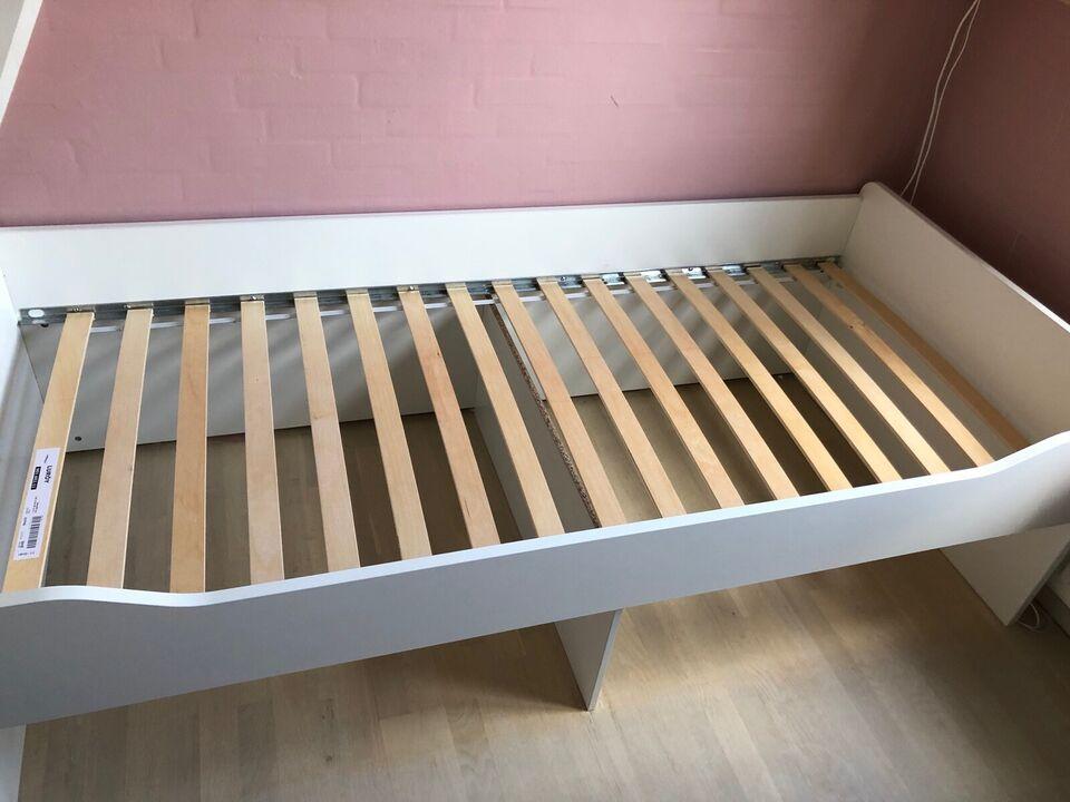 Enkeltseng, Ide møbler, b: 97 l: 205