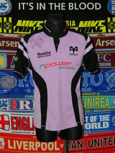 5/5 Ospreys adults M 2007 kooga rugby union shirt jersey trikot