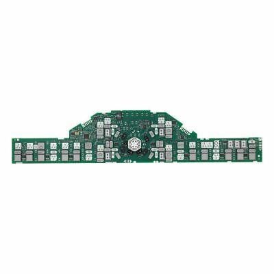 Elektronik Bedienmodul Induktionskochfeld ORIGINAL Bosch Constructa 11026365