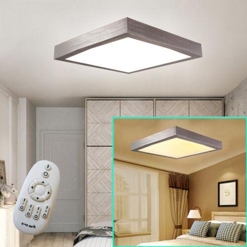 Deckenlampe Dimmbar Wandlampe 16W LED Deckenleuchte Wohnzimmer Flurleuchte Acryl