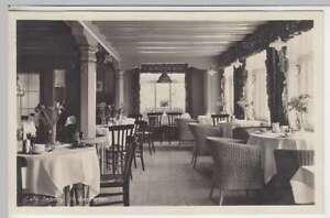 1929 Chinesische Aromen Besitzen Foto Ak Hinterzarten Sparsam 36996 Café Imbery Inneres