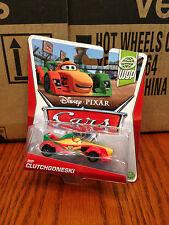 Disney Pixar Cars 2 Rip Clutchgoneski World Grand Prix Racer MONMC HTF RARE