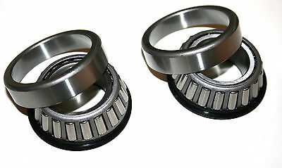 GSXR 1000 K1 K2 K3 K4 K5 K6 K7 K8 Steering Head Headstock Bearings /& Both Seals