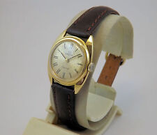OMEGA GENEVOROLOGIO ORO 18 Kt  EPOCA ANNI '70 AUTOMATIC GOLD VINTAGE WATCH