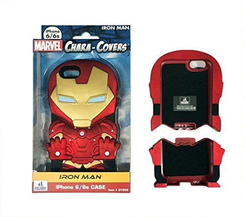 cover iphone 6s iron man