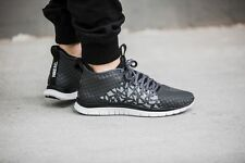 NIKE FREE HYPERVENOM 2 FC Running Trainers Shoes Gym - UK 9 (EUR 44) Anthracite