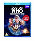 Doctor Who SPEARHEAD From Space 5051561002304 Blu-ray Region B