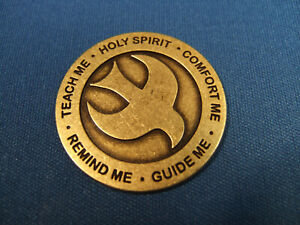 Details About Holy Spirit Coin 70 Each Lot Of 50 Coins