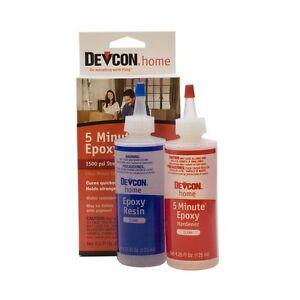 Devcon-DV20945-High-Strength-5-Minute-Epoxy-Glue-8-5-fl-oz-250ml-pack