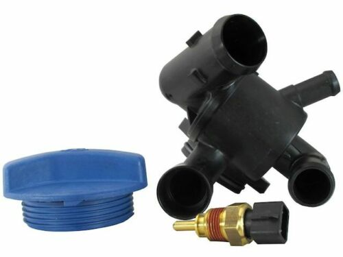 For 2010-2014 Volkswagen Jetta Coolant Thermostat Kit Stant 36147VX 2011 2012
