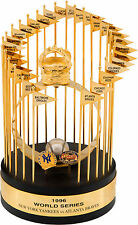 Official 1996 New York Yankees World Series Championship Commissioner's Trophy