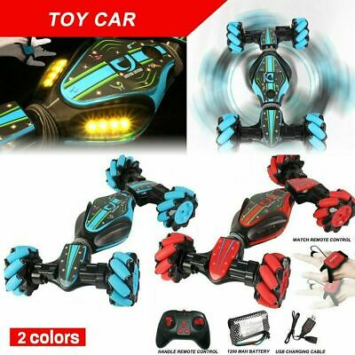 Stunt RC Car Gesture Sensing Remote Contro Twisting VehicleDrift Car Driving Toy