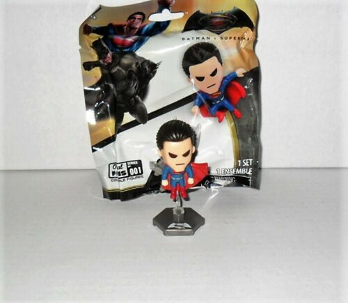BATMAN V SUPERMAN ORIGINAL MINIS FIGURE LOOSE SUPERMAN #2