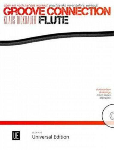 Groove Connection - Flute by Klaus Dickbauer.