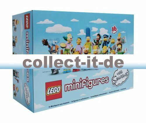LEGO Minifigures - Serie Simpsons 1 - Display 60Tüten