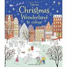 Christmas Wonderland to Colour by Abigail Wheatley (Paperback, 2014)