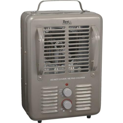 Best Comfort 1500-Watt 120-Volt Milkhouse Heater 6201-1 Each