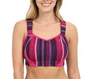 Details about Brooks Juno Bra High Impact Sports Bra Fitness Jogging