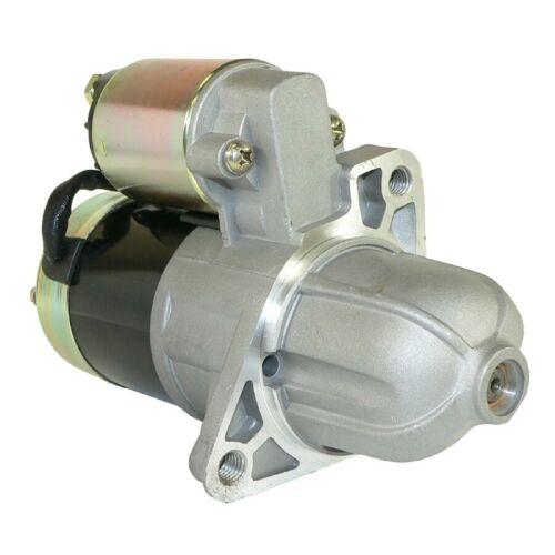 New Starter for Nissan Altima 2.4 2.4L 98 99 00 1998 1999 2000 23300-9E010 17740