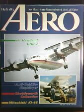 AERO  Heft 183   Das illustrierte Sammelwerk der Luftfahrt   in Schutzhülle
