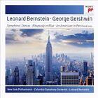 Leonard Bernstein, George Gershwin (CD, Oct-2010, Sony Classical)