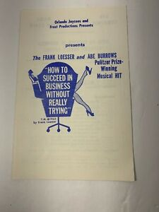 Vintage-How-To-Succeed-In-Business-Without-Really-Trying-Mamie-Van-Doren-Program