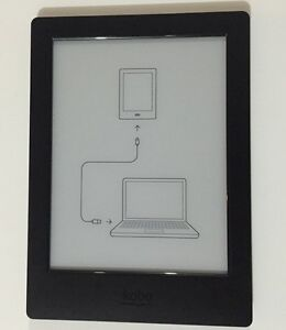 Kobo-Aura-H2O-6-8-034-eReader-4Gb-Black-HD-Waterproof-Wi-Fi